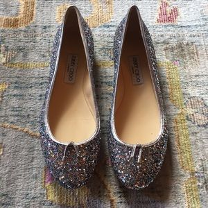 Jimmy Choo Jennie Flat